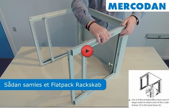 Video af Intellinet Flatpack