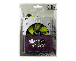 COOLINK Silent Savior HDD cool