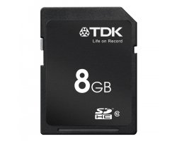 TDK SDHC Travelcard Secure Dig