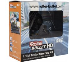Rollei 3 x Suction Cup kit. Ro