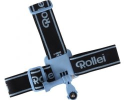 Rollei Head Strap Kit Blå, Rol