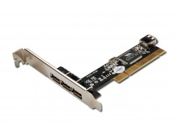 PCI USB 2/EXT+1/INT, Blister