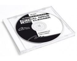 OPTICAL DRIVE LENS CLEANER