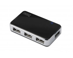 USB 2.0Hub 4-Port, Blister