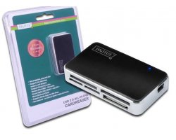 DIGITUS Cardreader, USB 2.0.,