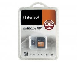 Intenso Micro Secure Digital H