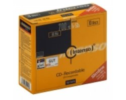 Intenso CD-R 700MB 80min 52x 1