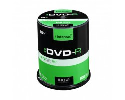 Intenso DVD-R 4,7GB 16x 100-pa