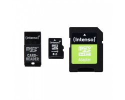 Intenso Micro Secure Digital C