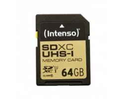 Intenso Secure Digital Cards S