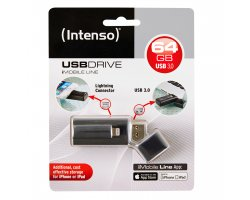 Intenso 64 GB USB Drive 3.0