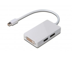 Displayport adaptor kabel, Min