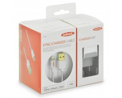 Ednet Apple iP5 charger set