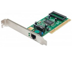 INTELLINET Network Card, PCI,