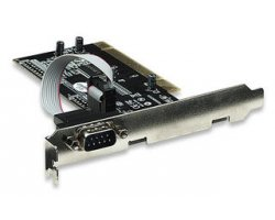 MANHATTAN Card, PCI, Serial,,