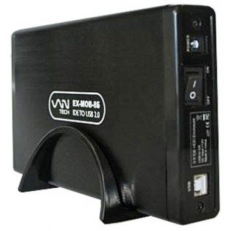 "HDD Extern 3,5"" USB-SATA, wind"