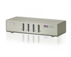 Aten 4 port USB KVM with Audio