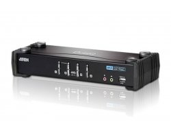 Aten 4-Port USB DVI KVM Switch