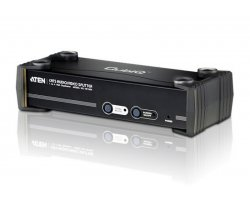 Aten 4-Port VGA Cat5e/6 Audio/