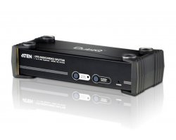 Aten 8-Port VGA Cat5e/6 Audio/
