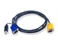 Aten USB Cable For USB&USB Mac