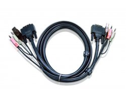 Aten DVI Dual Link Cable For K