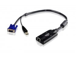 Aten USB - VGA to Cat5e/6 KVM