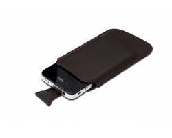 Ednet Leather case for iPhone