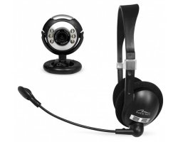 Media Tech MT4024, webcam 640