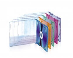 TnB CD boks slim box - 25 pack