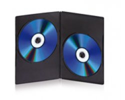 TnB DVD slim case til 2 DVD -