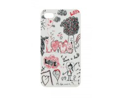 TnB CLIP-ON LOVE cover til IPH