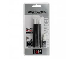 TnB Pack of 6 swabs and a bott