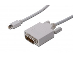 Mini displayport / DVI adaptor