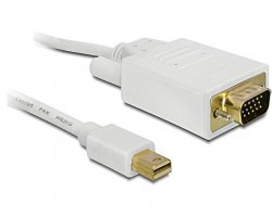 Mini displayport til VGA(HD15)