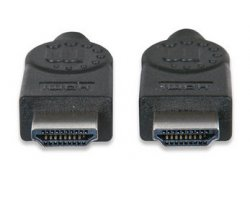 HDMI kabel han han 2,0 m sort,