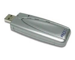 Wireless USB2.0 adapter, integ