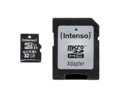 Intenso 32 GB Micro SD UHS-I