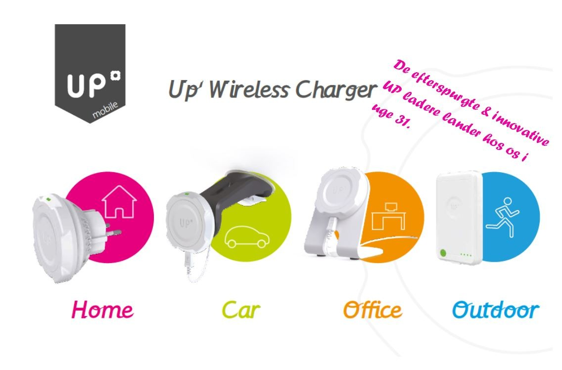 Up wireless chargning Products